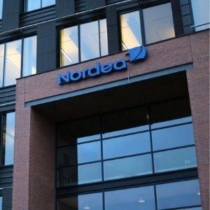 Главная контора банка Nordea в Хельсинки. Источник фото: en.wikipedia.org.